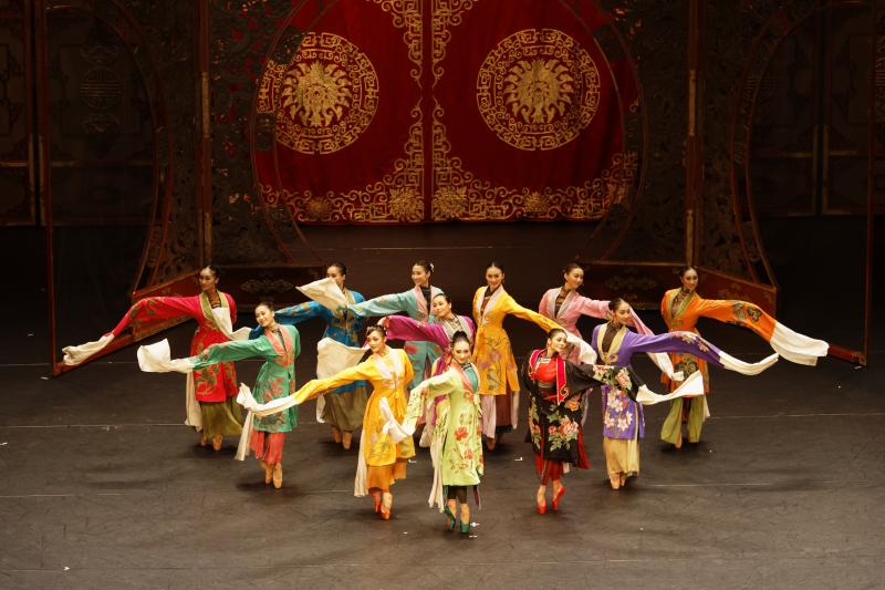 BWW Review: NATIONAL BALLET OF CHINA at The Kennedy Center