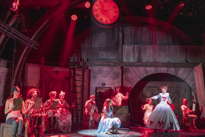 BWW Interview: Down the Rabbit Hole with ALICE BY HEART's Grace McLean