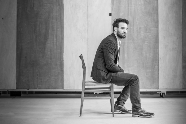 Photo Flash: In Rehearsal with Tom Hiddleston, Charlie Cox and More for BETRAYAL