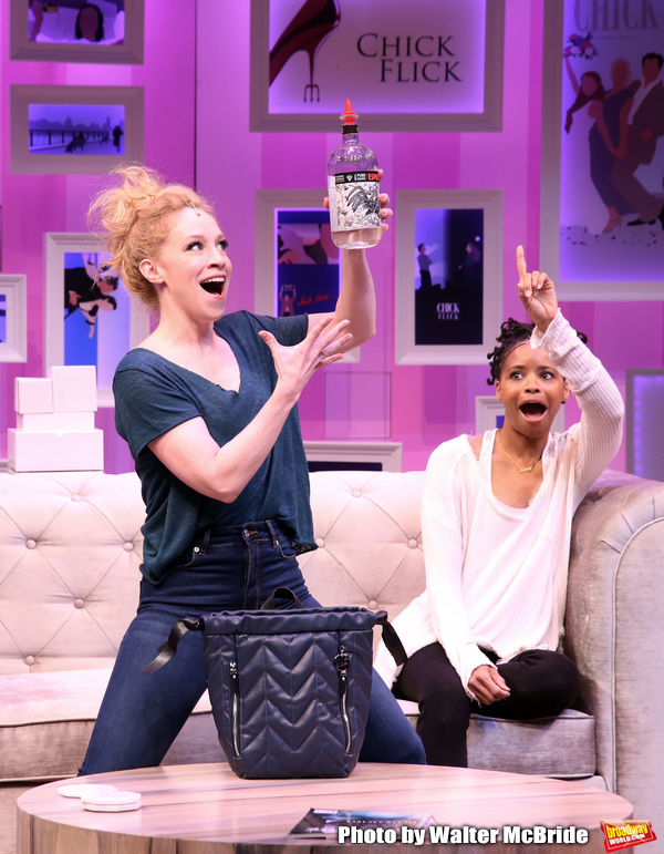 Photo Coverage: Meet the Cast of CHICK FLICK THE MUSICAL