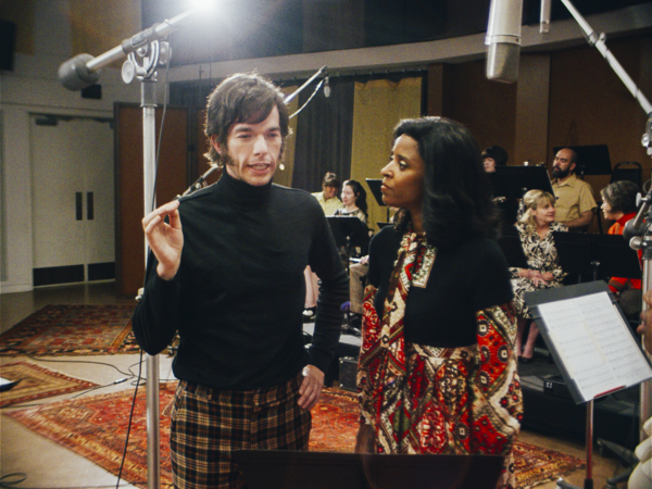 Photo Flash: See Renee Elise Goldsberry, John Mulaney in the Sondheim-Themed Episode of DOCUMENTARY NOW!