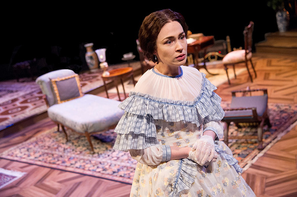 Photos: Get A First Look At THE HEIRESS at Arena Stage
