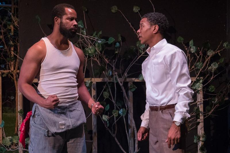 BWW Review: TOO HEAVY FOR YOUR POCKET Weighs on the Heart at THE ENSEMBLE