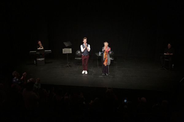 Photo Flash: Abingdon Theatre Company Presents One Night Only Reading Of THE PROMPTER