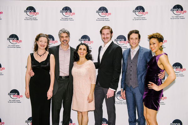 Photo Flash: THE HEIRESS Celebrates Opening Night At Arena Stage