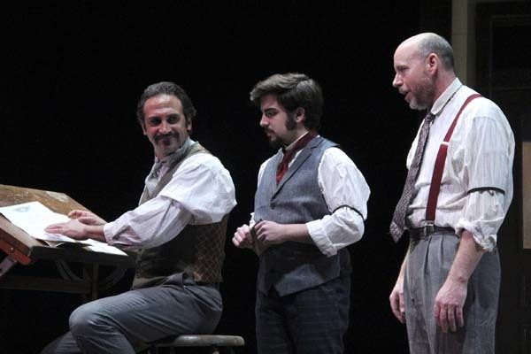 Photo Flash: Centenary Stage Co. Presents AN ENEMY OF THE PEOPLE