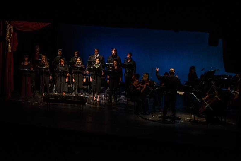BWW Review: Wolf Trap Opera and Washington Concert Opera Elevate LE VIN HERBE
