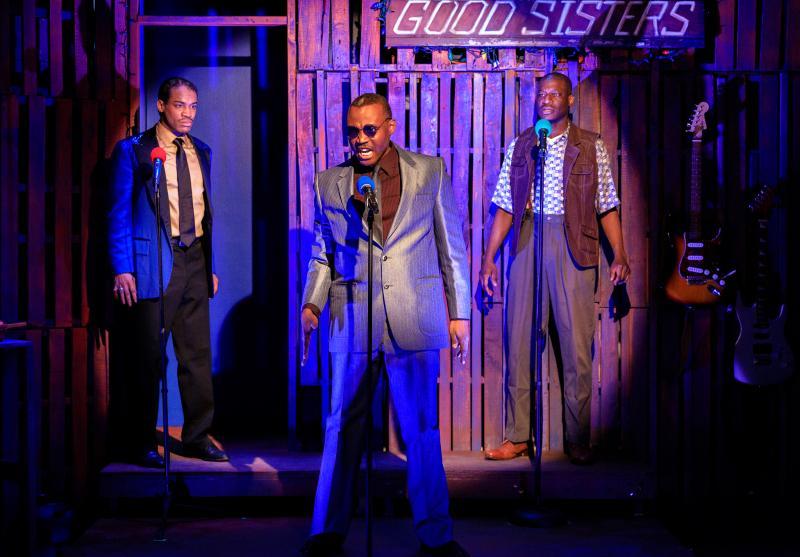 BWW Review: THUNDER KNOCKING ON THE DOOR at Creative Cauldron