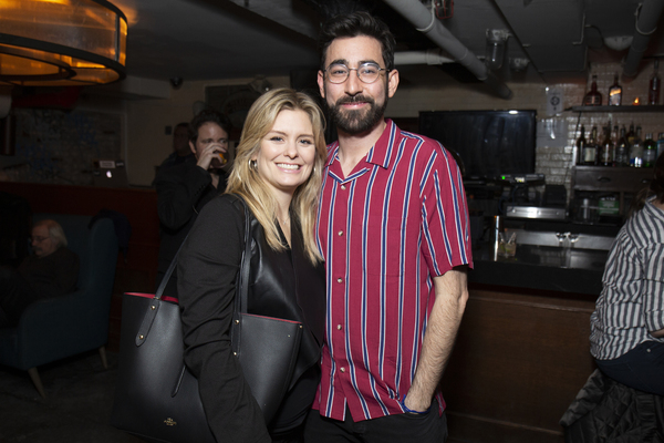 Kathleen Monteleone and Max Crumm