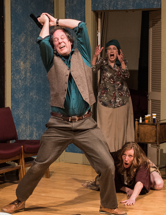 BWW Review: Theatre9/12's UNCLE VANYA Just Doesn't Click