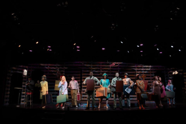 Photo Flash: First Look at Bay Area Musicals' VIOLET