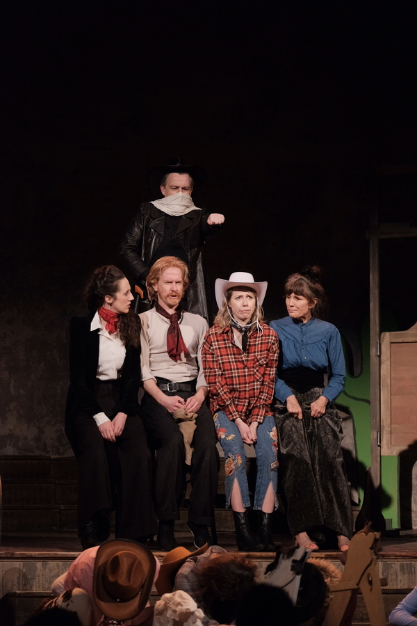Photo Flash: First Look at the 12th Annual London 50-Hour Improvathon, THE GOOD, THE BAD, AND THE FIFTY