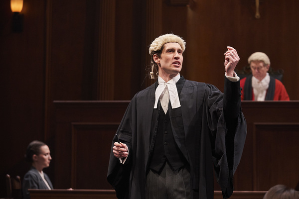 Photos: First Look at Great Lakes Theater's WITNESS FOR THE PROSECUTION