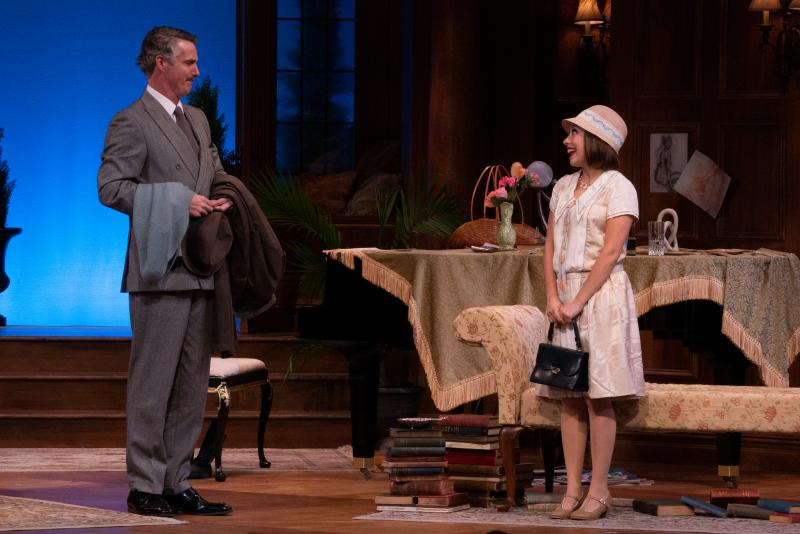 BWW Review: HAY FEVER at Florida Repertory Theatre is Classically Crisp and Comedic!