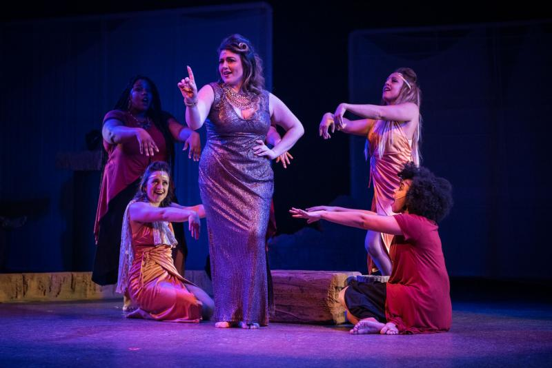 BWW Review: Seattle Musical Theatre's Awesome AIDA is Their Strongest Suit!