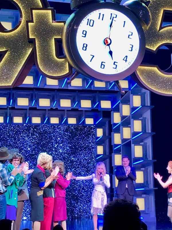 VIDEO: Dolly Parton Celebrates The London Opening of 9 TO 5 THE MUSICAL!