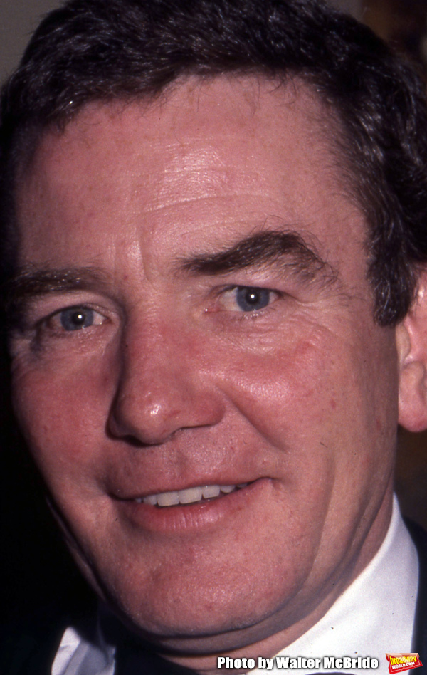 Albert Finney on June 30, 1983 in New York City. Photo