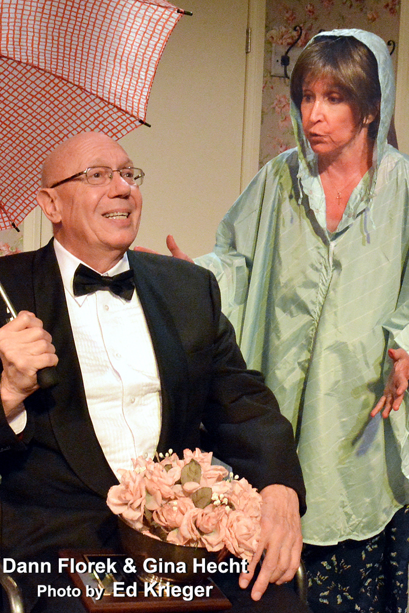BWW Review: A Brilliantly Acted THE JOY WHEEL Takes An Unexpected Dark Turn