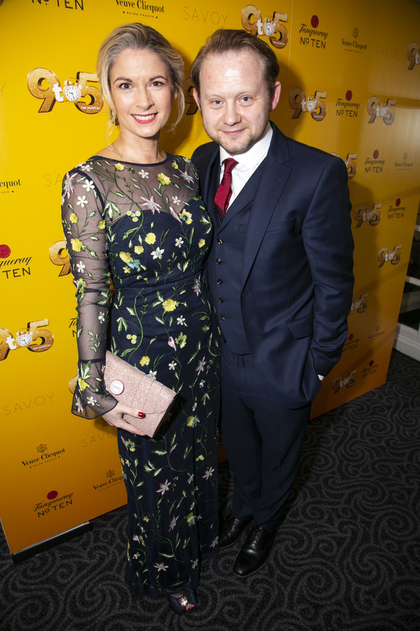Photo Flash: Dolly Parton and More at the Gala Performance of 9 TO 5 in London