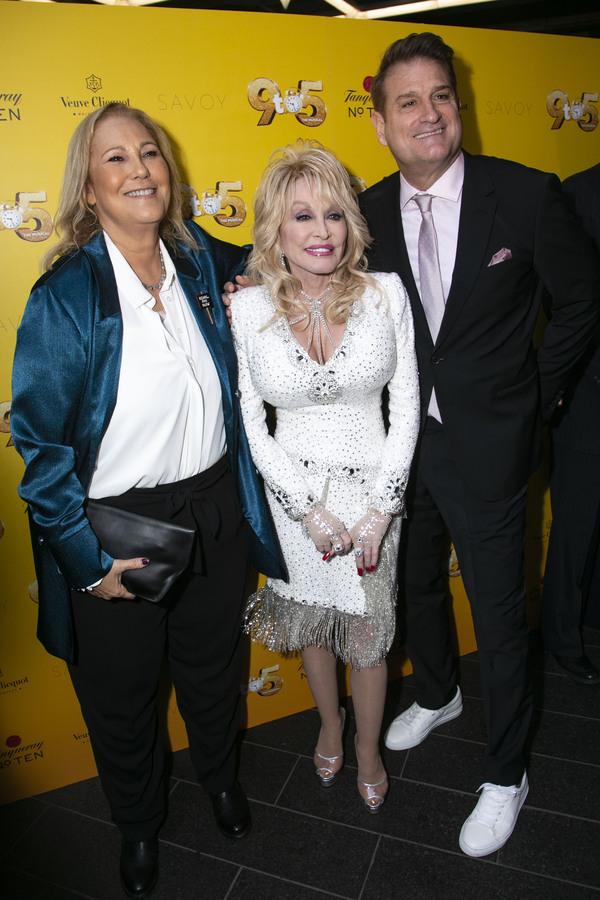 Patricia Resnick (Author), Dolly Parton (Music/Lyrics) and Jeff Calhoun (Director)