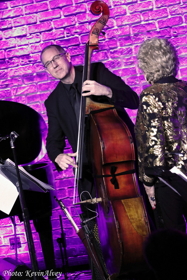 Photo Coverage: Marilyn Maye Brings ALWAYS FROM THE HEART to The Iridium
