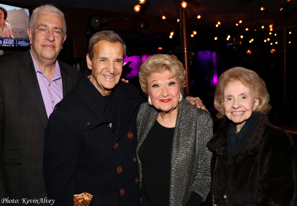 Scott Barbarino, Joey Reynolds, Marilyn Maye,