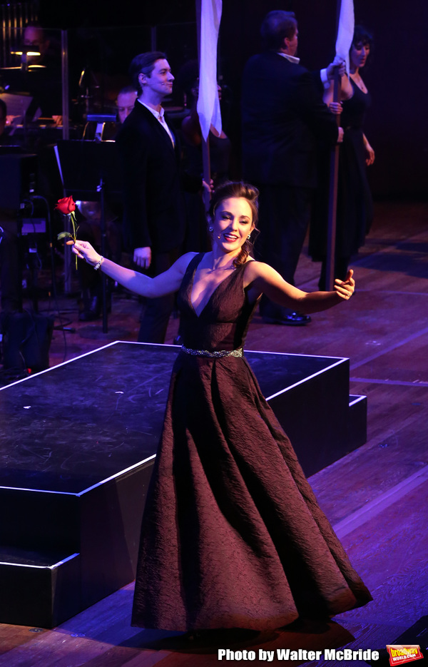 Photo Coverage: Tony Yazbeck, Laura Osnes, Corey Cott, and More in Action in THE SCARLET PIMPERNEL Concert