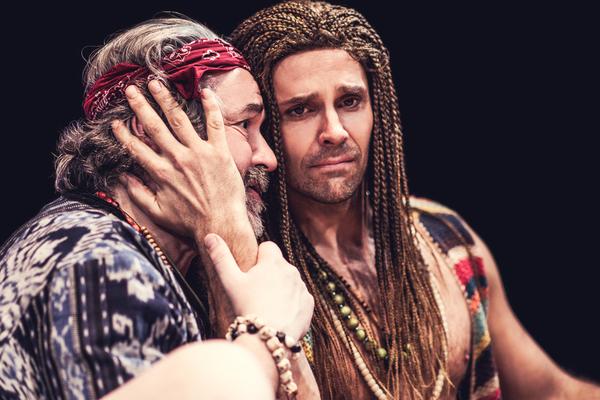 Mark Jax and Joseph Millson