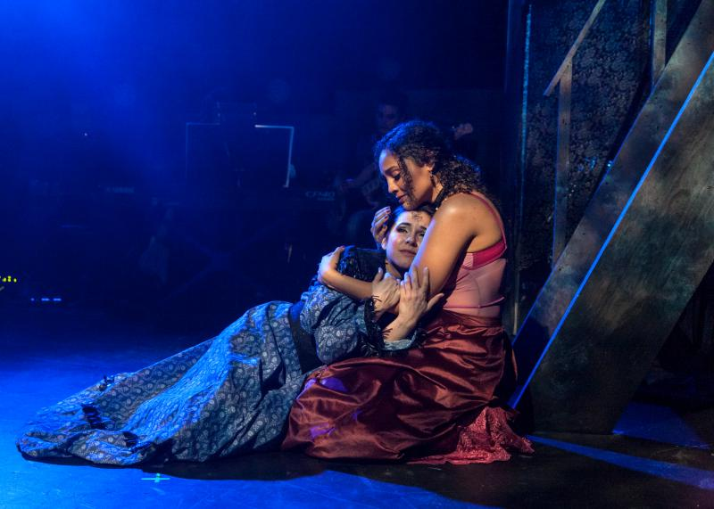 BWW Review: Infamous Scandal Gets Punk Rock Concert Treatment in LIZZIE THE MUSICAL at Chance Theater