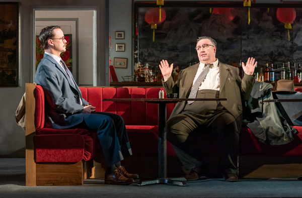 Photo Flash: First Look at the National Tour of GLENGARRY GLEN ROSS