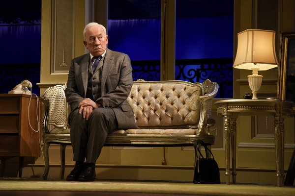Photo Flash: First Look at A SONG AT TWILIGHT