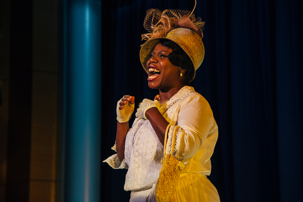 Photo Flash: Get A First Look At Geffen Playhouse's LIGHTS OUT: NAT KING COLE