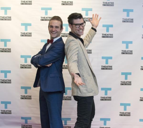 Zach Sorrow and Zachary Stevenson Photo