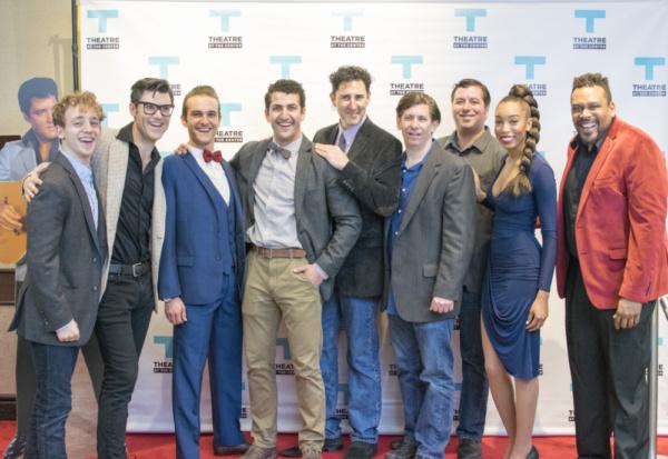 Photo Flash: MILLION DOLLAR QUARTET Opens At Theatre At The Center