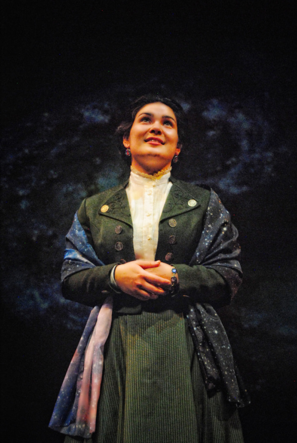 Photo Flash: First Look at SILENT SKY At NMSU