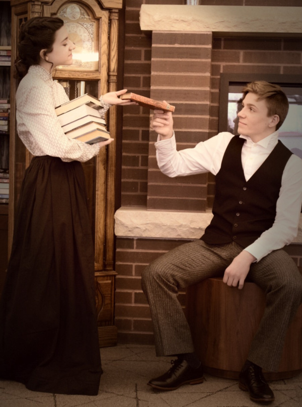 Photo Flash: Luckenbooth Stages LITTLE WOMEN