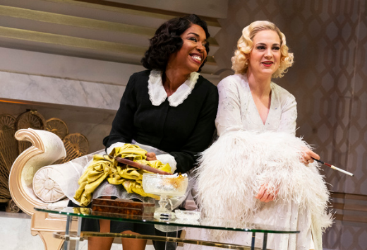 BWW Review: Lynn Nottage's Show-Biz Social Satire BY THE WAY, MEET VERA STARK Gets a Terrific Revival