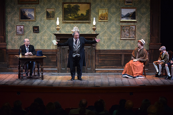 Photo Flash: AN ENEMY OF THE PEOPLE at Centenary Stage Company