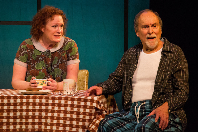 BWW Review: 10X10 NEW PLAY FESTIVAL at Barrington Stage Company Serves Up A Theatrical Smorgasbord In The Midst of Winter.