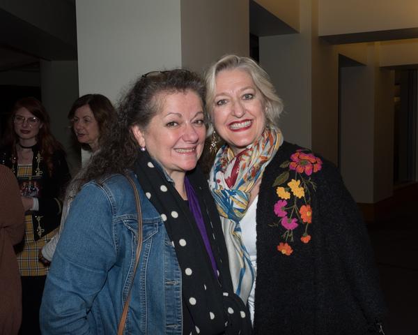 Carolynne Warren and Tamara Zook Photo