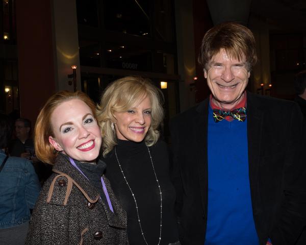 Kelley Dorney, Sandy Bainum, and Steven Stanley