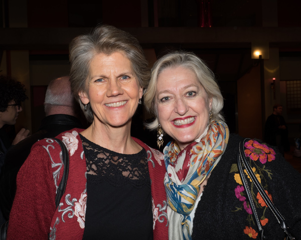 Music Director/Conductor Julie Lamoureux and Tamara Zook Photo