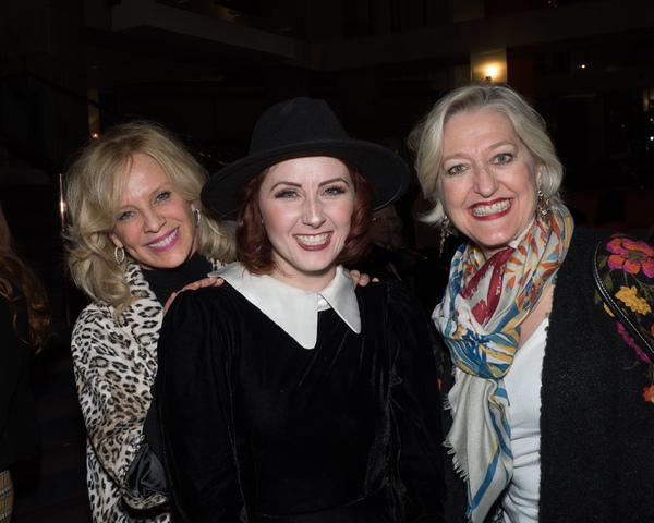 Sandy Bainum, Dayna Sauble, and Tamara Zook Photo