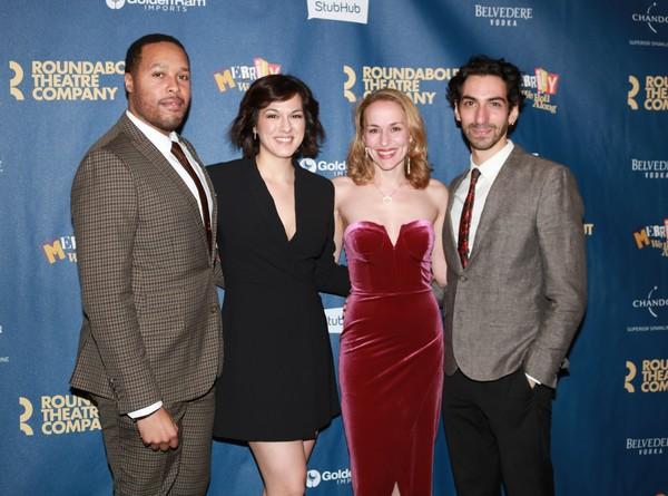 Nicholas Ryan, Nicole Ferguson, Jennifer Blood and Joe Joseph