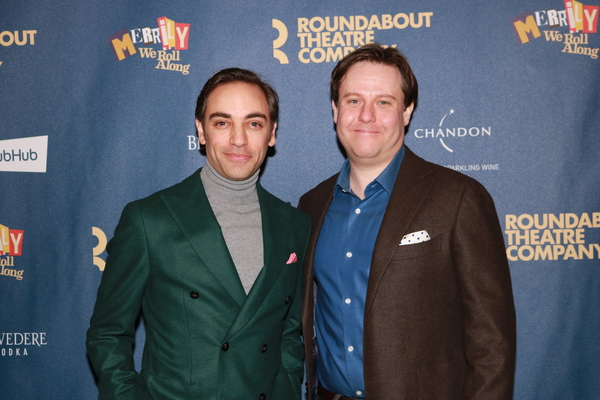 Photo Coverage: Go Inside Opening Night of MERRILY WE ROLL ALONG!