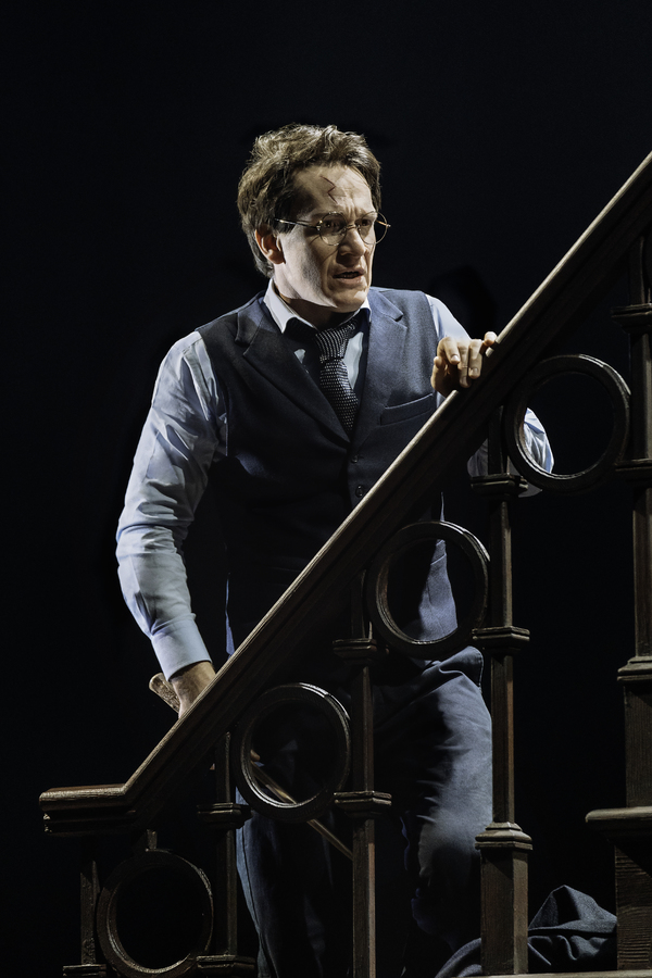 Photo Flash: Check Out New Production Photos From HARRY POTTER AND THE CURSED CHILD - Plus More Tickets Released!