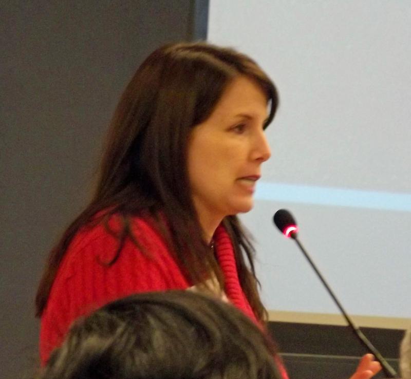 KC Rep Executive Director Angela Gieras