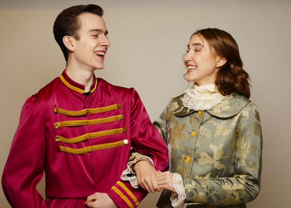 Photo Flash: First Look at Musical Theatre of Anthem's THE MUSIC MAN JR.
