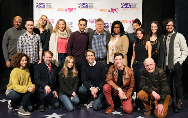 Photo Flash: Meet the Cast of The York Theatre Company Musicals in Mufti NY Premiere of LOLITA MY LOVE