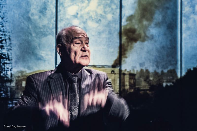 BWW Previews: Norwegian Play CRYING HANDS About The Deaf During Holocaust Will Tour US And Canada In March